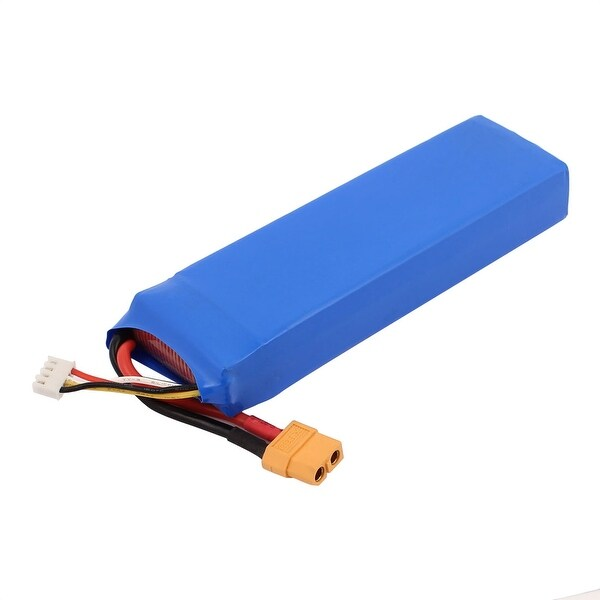 4000mAh 25C Recycle Charging Lithium Polymer Battery Pack for RC Airplane