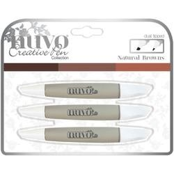 Natural Browns - Nuvo Creative Pen Collection