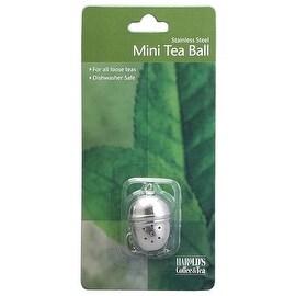 "HIC 1014 Mini Tea Infuser Ball, Stainless Steel, 1-1/4"" x 1-1/2"""