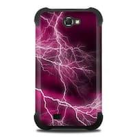 DecalGirl  Samsung Galaxy Note 2 Bumper Case - Apocalypse Pink