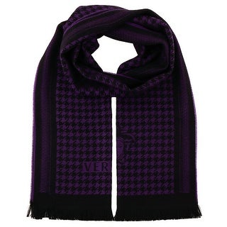 Versace IT00631 100% Wool Mens Scarf