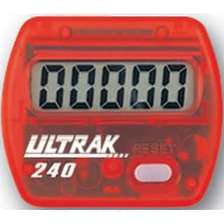 Ultrak 240 - Electronic Step Counter Pedometer - Red|https://ak1.ostkcdn.com/images/products/is/images/direct/776c39c99e00c5c50fb7d378caa854002136a363/Ultrak-240---Electronic-Step-Counter-Pedometer---Red.jpg?impolicy=medium