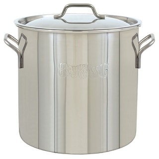 Link to Bayou Classic® 1430 - 30-qt Stainless Brew Kettle Similar Items in Cookware