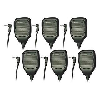 Motorola 53724 Remote Speaker Microphone (6-Pack)