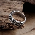 Vienna Jewelry Korean Inspired Stainless Steel Ring - Thumbnail 0