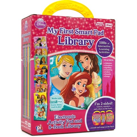My First Smart Pad Disney Princess Box Set
