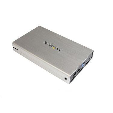 "Startech S3510smu33 3.5"" Usb 3.0 External Sata Iii Hard Drive Enclosure W/ Uasp"
