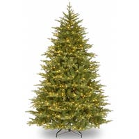 9 ft. Nordic Spruce(R) Medium Tree with Clear Lights - green