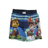 Nickelodeon Little Boys Blue Paw Patrol Swim Shorts