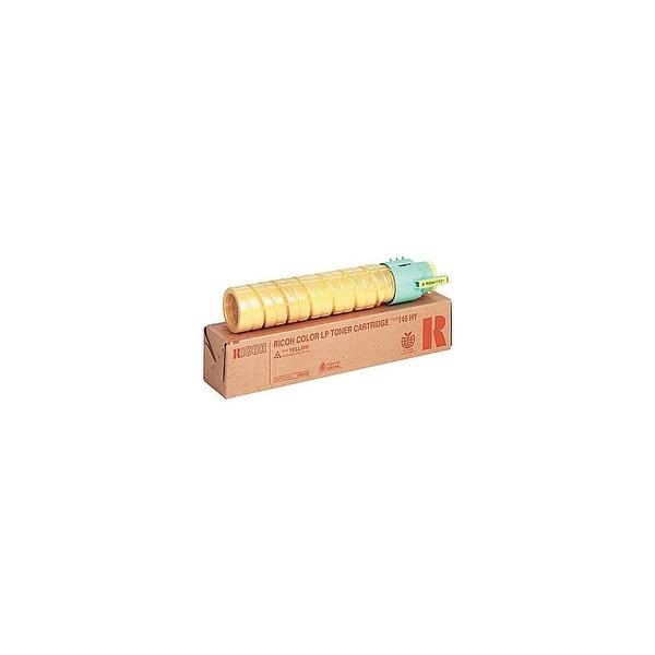 Ricoh High Yield Toner Cartridge - Yellow Toner Cartridge