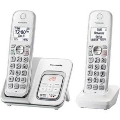 Panasonic Consumer - Kx-Tgd532w - Two Handset Telephone