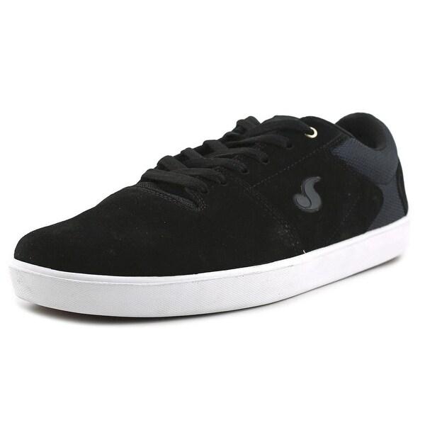 DVS Nica Round Toe Suede Skate Shoe