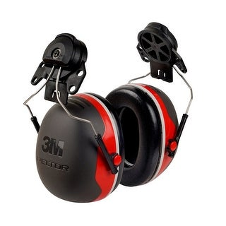 3M X3P3E Peltor X-Series Ear Muffs, NRR 25 dB