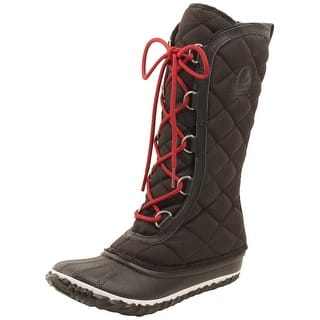Sorel Womens Out N About Tall Boots in Black (Option: 6.5)|https://ak1.ostkcdn.com/images/products/is/images/direct/777663441d6c4bbef2eb7fb655685cf1784fb97d/Sorel-Womens-Out-N-About-Tall-Boots-in-Black.jpg?impolicy=medium