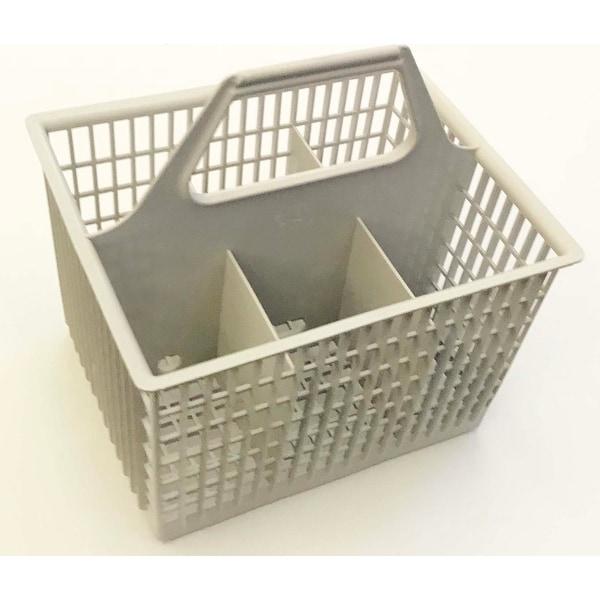 OEM NEW Maytag Silverware Utensil Diswasher Basket Bin Specifically For PDB462K-01, PDB462K-02
