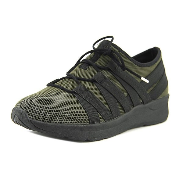 Easy Spirit Illuma Women DK Grn Multi Walking Shoes