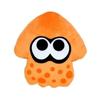 """Splatoon 14"""" Plush: Turquoise Squid"""