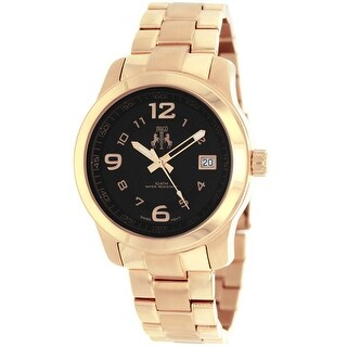 Jivago Women's Infinity JV5218 Black Dial watch