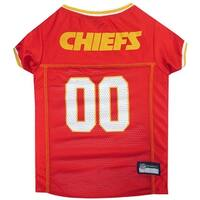 NFL Kansas City Chiefs Pet Jersey