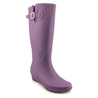 Dirty Laundry Reina Women Round Toe Synthetic Rain Boot