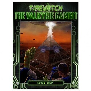 Pelgrane Press Time Watch - The Valkyrie Gambit Role Playing Game