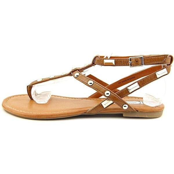 INC International Concepts Womens Mirabai 2 Split Toe Beach T-Strap Sandals