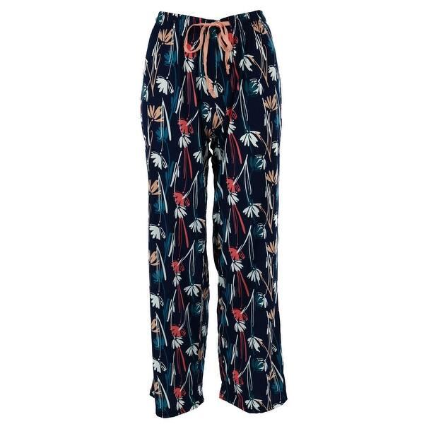 Shop Hello Mello Women S Leisure Time Printed Lounge Pants