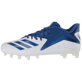 Adidas Mens freak x Low Top Lace Up Soccer Sneaker