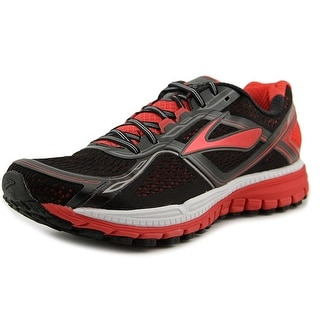 Brooks Ghost 8 Round Toe Synthetic Running Shoe
