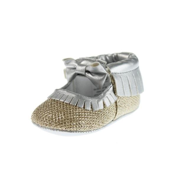 Rosie Pope Kids Footwear Mary Janes Glitter Infant Girls