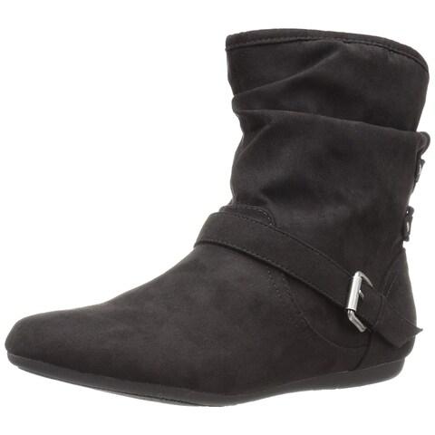 Report Womens Eelicia Closed Toe Mid-Calf Fashion Boots - 6