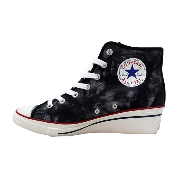 Shop Converse Women's Chuck Taylor Hi Ness Hi BlackWhite