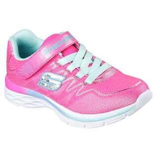 Skechers 81131L NPAQ Girl's DREAM N DASH - WHIMSY GIRL Sneaker