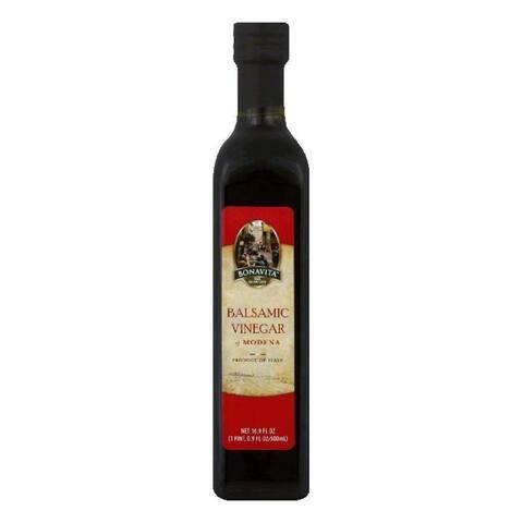 Bonavita Balsamic Vinegar, 16.9 FO (Pack of 6)