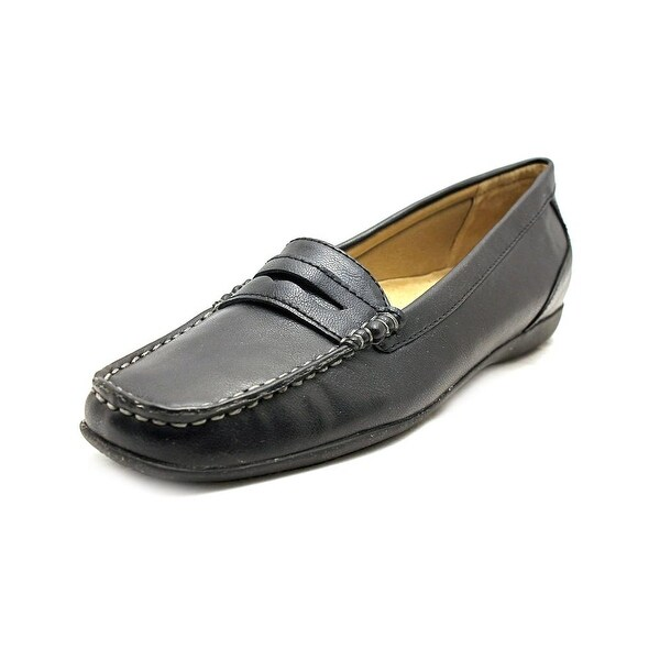 Trotters Francie Women Black Loafers