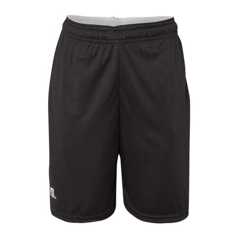 """Russell Athletic - Youth Essential 7"""" Shorts with Pockets"""