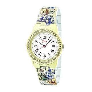 Boum Bon Voyage Women's Quartz Watch