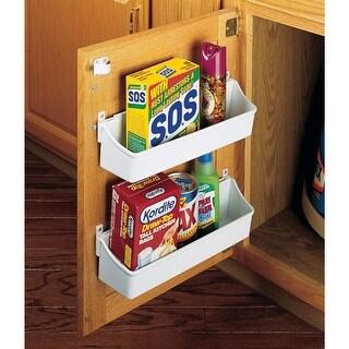 "Rev-A-Shelf 6232-14-52 6230 Series 13.75"" 2 Shelf Door Storage - N/A"