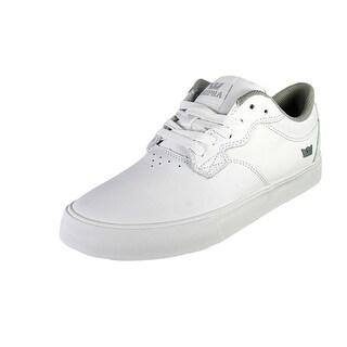 Supra Axle Men Leather Skate Shoe