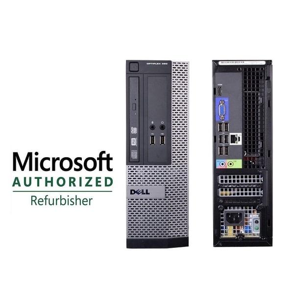 Dell GX390 SFF intel i5 2400 3.1GHz 8GB 2TB W10 P Refurbished