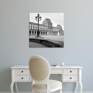 Easy Art Prints Alan Blaustein's 'Paris #19' Premium Canvas Art
