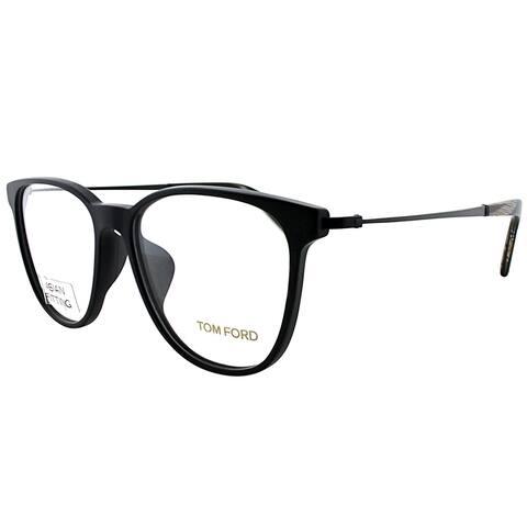 Tom Ford FT 5384 002 53mm Unisex Matte Black Frame Eyeglasses 53mm
