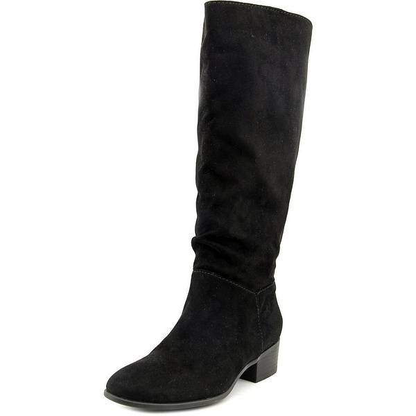 Madden Girl Persist Women  Round Toe Canvas Black Boot