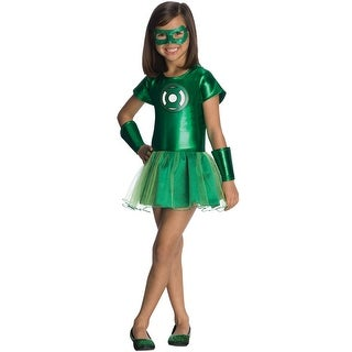 Rubies Green Lantern Tutu Toddler/Child Costume