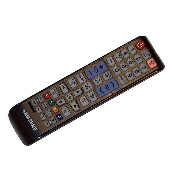 OEM Samsung Remote Control Originally Supplied With: UN55EH6070FXZA, UN55EH6070FXZATH01, UN55FH6030FXZA