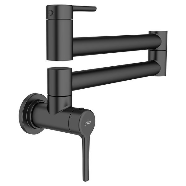 """American Standard 4803.900 Studio S 4 GPM Wall Mounted Double-Jointed Pot Filler with 22"""" Spout Reach"""