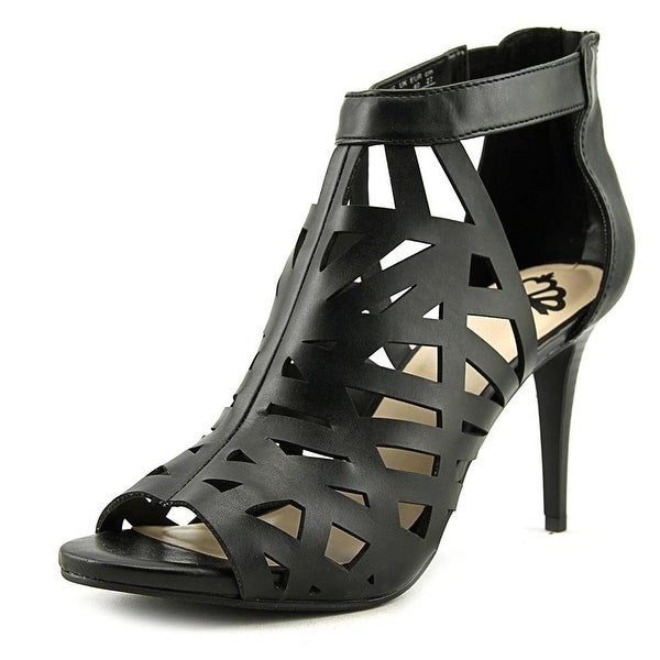 Fergalicious Womens Huddle Peep Toe Casual Strappy Sandals