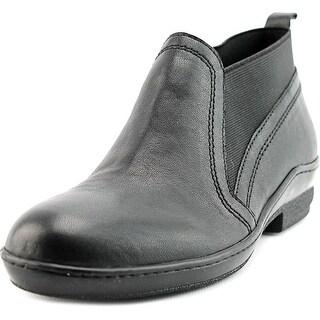 David Tate Naya   Round Toe Leather  Bootie