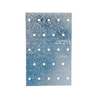 """Simpson Strong-Tie TP35 Tie Plate, 5"""" x 3-1/8"""""""