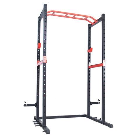 Sunny Health & Fitness Power Zone Strength Rack - SF-XF9925
